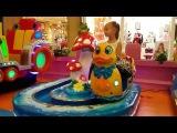 Melissa and Nenuco в игровом детском центре Funny video Nursery Rhymes Songs for children Melissa Tv