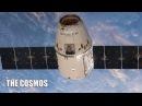 SpaceX CRS 11 Dragon capture. Сближение, захват, стыковка с МКС (5 June 2017)