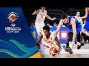Spain vs Italy - Condensed Game - Semi-Final - FIBA U19 Basketball World Cup 2017