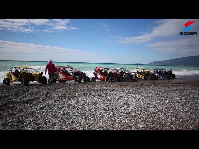 Короткий фильм Sider Sochi Trip 2016