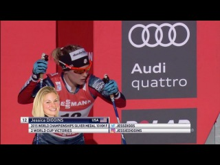 Instagram video by FIS Cross-Country World Cup • Jan 6, 2017 at 1:24pm UTC
