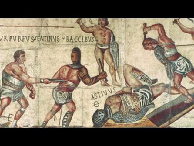 Восстание Спартака (рассказывает историк Сергей Виватенко)