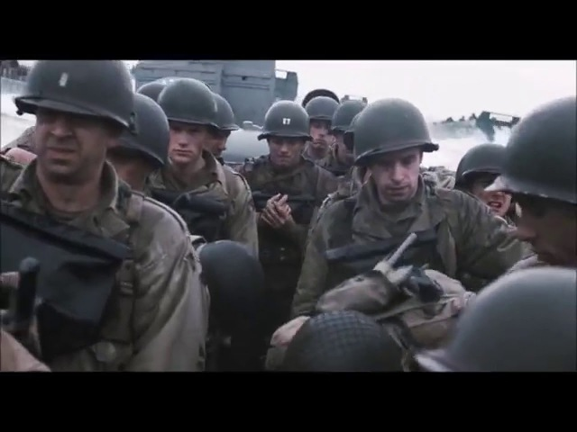 Saving Private Ryan Omaha Beach HD