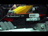 New LEGO Batmobile 2017 - NAIAS Detroit / LEGO® Batman movie