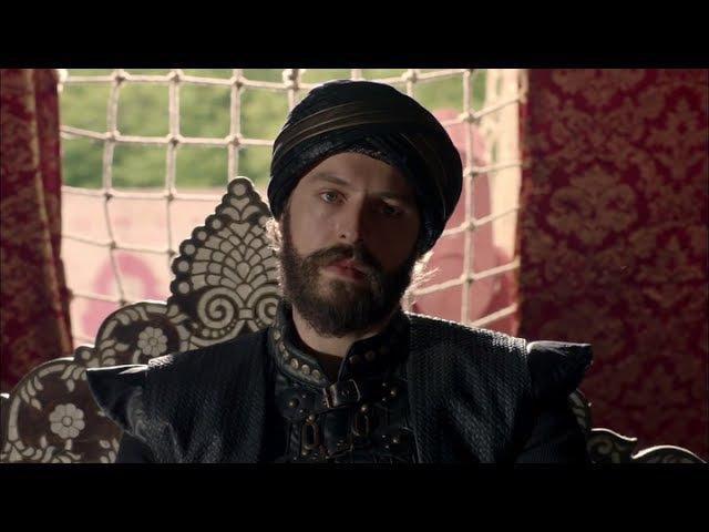 Мураду рассказывают про мать которая убила сына / великолепный век кесем