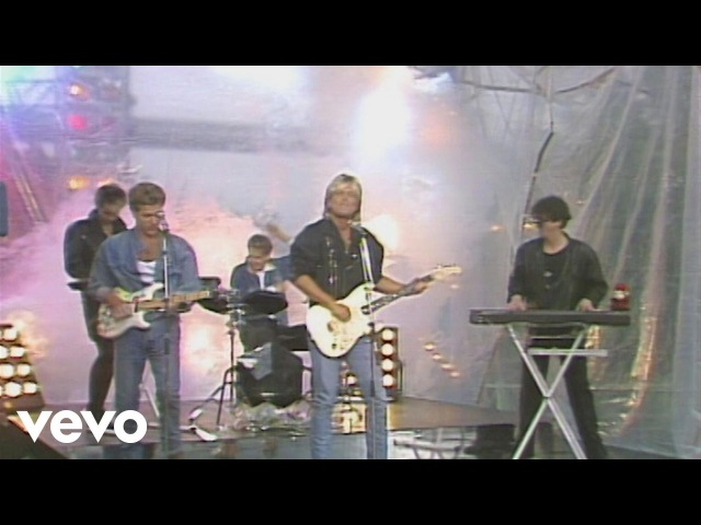 Blue System - My Bed Is Too Big (ZDF Hitparade 21.07.1988) (VOD)