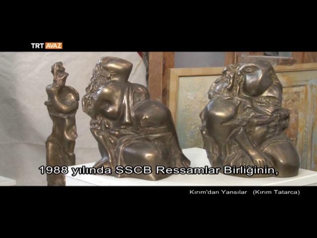 Kırım Tatar Sanat Müzesi - Kırım'dan Yansılar - TRT Avaz