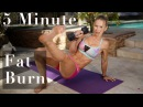 5 Minute Fat Burning Workout 126