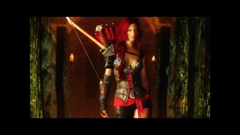 The Elder Scrolls V: Skyrim - DLS Остров Саммерсет / Summerset Isle - Королева Сердец