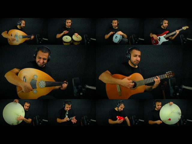 Shape of You Ed Sheeran Oud cover by Ahmed Alshaiba