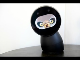 JIBO, The World's First Social Robot for the Home