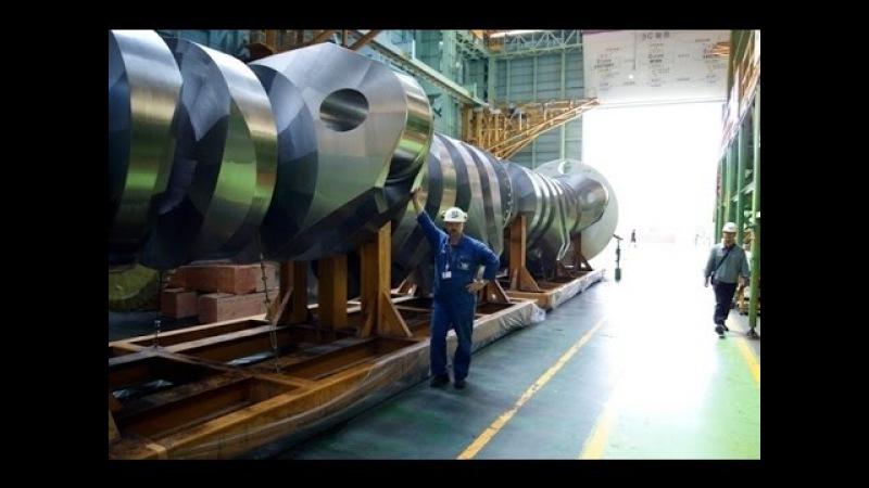 Масштабное производство,судовых коленвалов и их установка. vfcinf,yjt ghjbpdjlcndj,celjds[ rjktydfkjd b b[ ecnfyjdrf.