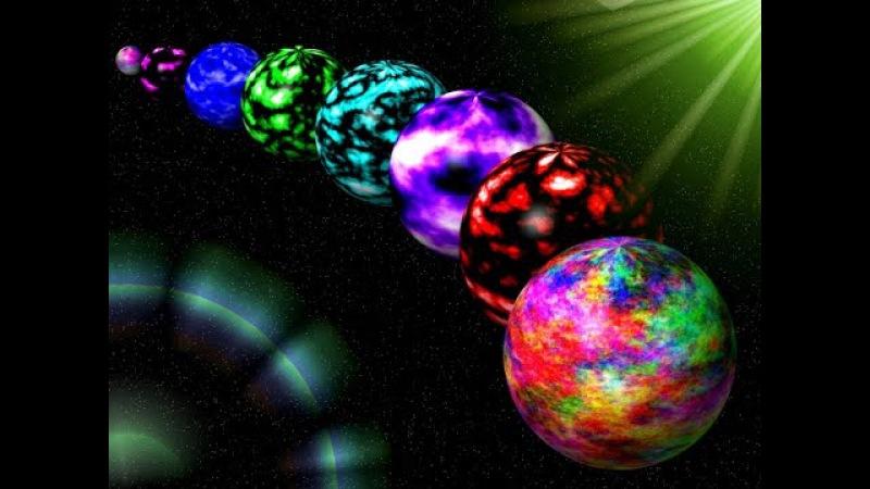 Вселенная - Новые планеты Монстры Космос hd