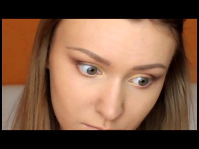 Как красива красить глаза в арабском стиле