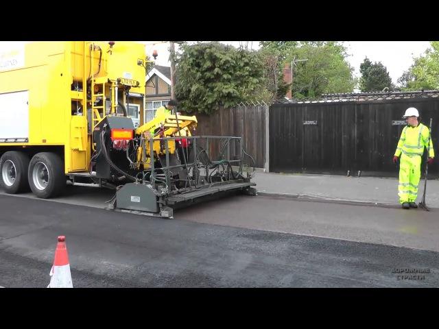 Будівництво доріг у Великобританії