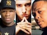 Eminem - Timeline 1999 2009 Shady Aftermath G unit - Dr Dre 50 Cent