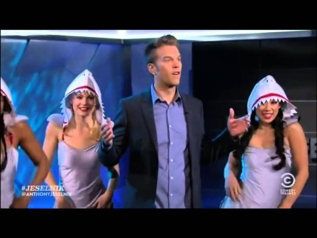 Anthony Jeselnik - Shark Party full clip