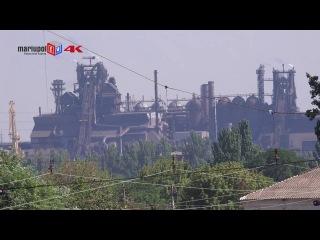 Экологическое бедствие Мариуполя: шлаковая гора, Азовсталь, ММК имени Ильича