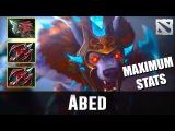 Abed Ursa Maximum Stats Dota 2