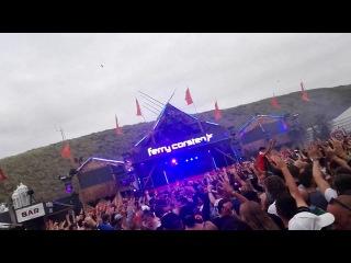 Ferry Corsten playing System F vs Armin van Buuren - Exhale