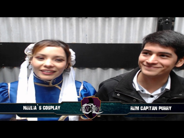 6º Fecha Champion`s Road Afta Round Robin ft Neelia Cosplay