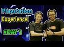Sony Playstation Experience 2017 Vlogg Day 1! (Marvel VS Capcom & Monster Hunter World Gameplay)