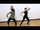"Rihanna ft Drake-""Work"" Dancehall choreography by"