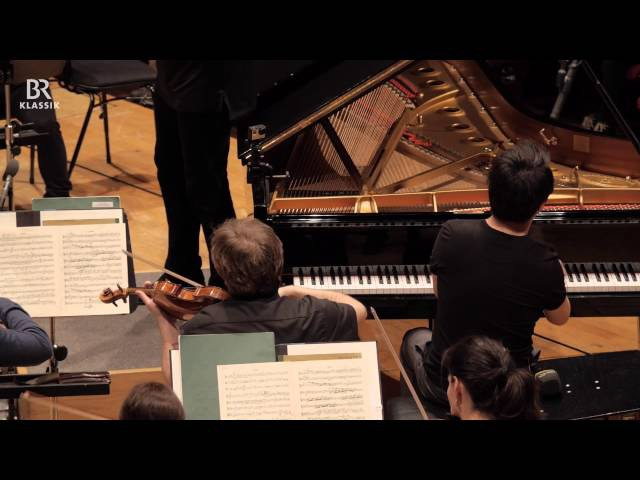 Lang Lang - Tchaikovsky 1 Rehearsal with BRSO
