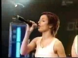 t.A.T.u. - Nas Ne Dogonyat Live At Museumsplatz, Bonn, Germany 13.06.2003