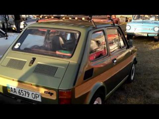 Гриня Гонит или Polski FIAT