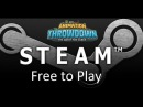 Steam Free to Play №5 Animation Throwdown The Ques for cards