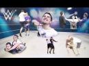 РЕСТЛИНГ В ФУТБОЛЕ| WWE MOVES IN FOOTBALL