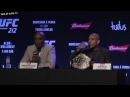 UFC 212 Пресс-конференция Жозе Алдо, Макс Холлоуэй и Андерсон Силва