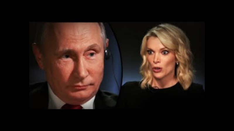 FULL Unedited Interview of Putin Smashing Megyn Kelly