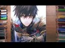 Seven Knights: Rudy - speed drawing