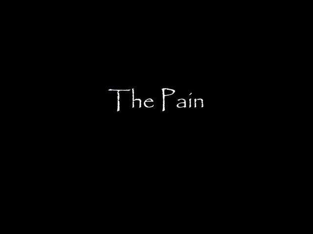 Part One - THE PAIN ||| SOLITUDE | CRY | SORROW | MYSTERY Written and Narrated by ISHAN DHIMAN