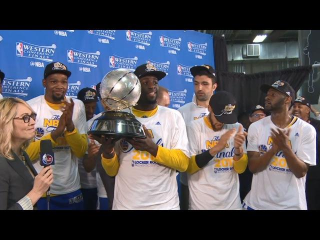 Голден Стейт Уорриорс - Чемпионы Западной конференции НБА