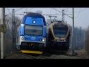 Kompilace vlakových setkání