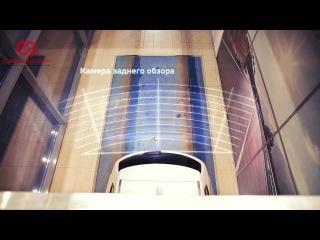 Камера заднего вида с выводом на штатный монитор - на примере BMW X3