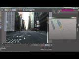 Camera Calibration тэг в Cinema 4D и немного про Camera Mapping   C4D 005