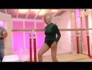 86-летняя гимнастка