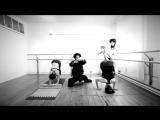 D O U B L E B O O K I N G with Les Twins, featuring Magnolia Zuniga and Jessica Walden