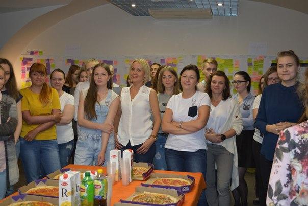 Наша маленькая победа и новые возможностидля клиентовВ «Оранжевом»
