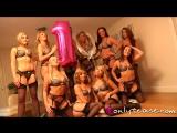 Melanie , Naomi K , Rosie W , Carla , Lucy Anne , Lily S , Suzie , Jodie Gasson , Anastasia , Daisy Watts