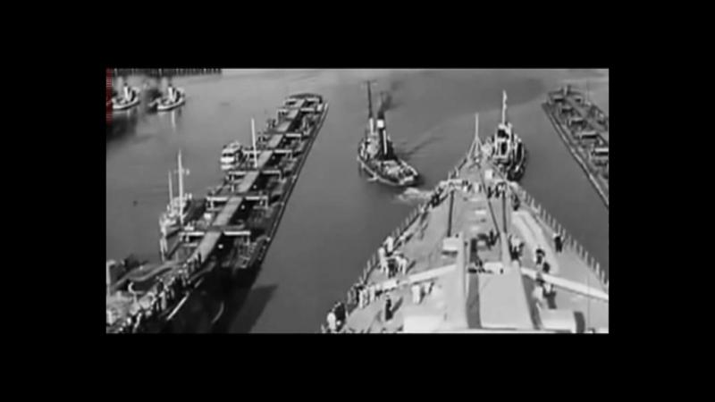 Великая война. 13 серия. Война на море.