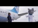 Boeing 737 800 авиакомпании NordStar в ливрее Зимней Универсиады 2019