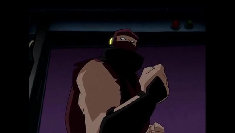 The Batman.Бэтмен (2004-2008) Пятый сезон 3 серия