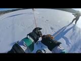 Что будет, если скрестить верховую езду и сноуборд