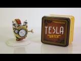 Бодрые часики - Tesla Watch from ThinkGeek