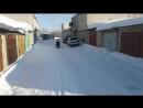 Мини - снегоход